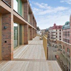 Отель Avenyn - Företagsbostäder Гётеборг балкон