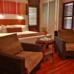 Отель Wananavu Beach Resort комната для гостей