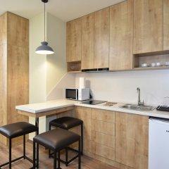 Апартаменты Gallery Apartment A в номере