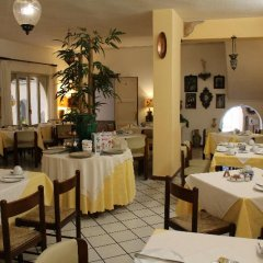 Villa Mora Hotel Джардини Наксос питание