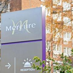 Отель Mercure Hotel Köln Belfortstraße Германия, Кёльн - 8 отзывов об отеле, цены и фото номеров - забронировать отель Mercure Hotel Köln Belfortstraße онлайн вид на фасад