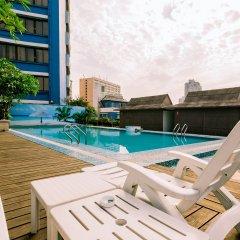 Ocean Hotel бассейн фото 2
