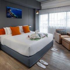 Отель 7Days Premium Паттайя комната для гостей фото 4