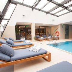 Отель Hilton Gdansk Польша, Гданьск - 6 отзывов об отеле, цены и фото номеров - забронировать отель Hilton Gdansk онлайн бассейн
