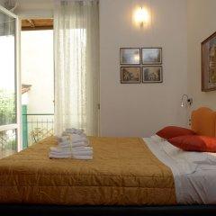 Отель La Terrazza Foscolo - con Parcheggio Флоренция комната для гостей