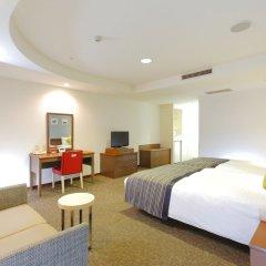 Hotel MyStays Utsunomiya Уцуномия комната для гостей фото 3