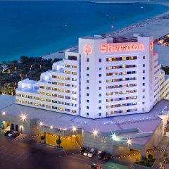Отель Sheraton Jumeirah Beach Resort парковка
