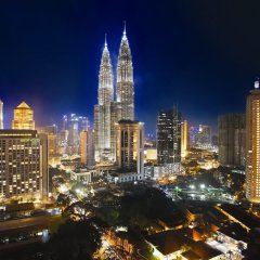 Отель Maya Kuala Lumpur Малайзия, Куала-Лумпур - 6 отзывов об отеле, цены и фото номеров - забронировать отель Maya Kuala Lumpur онлайн фото 4