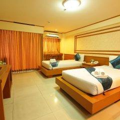 Отель Convenient Park Бангкок комната для гостей фото 5