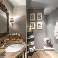 Отель Dijver Бельгия, Брюгге - отзывы, цены и фото номеров - забронировать отель Dijver онлайн ванная фото 2