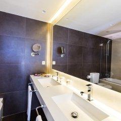 Отель Guitart Grand Passage Испания, Барселона - отзывы, цены и фото номеров - забронировать отель Guitart Grand Passage онлайн ванная фото 2