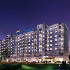 Отель Citadines Biyun Shanghai Китай, Шанхай - отзывы, цены и фото номеров - забронировать отель Citadines Biyun Shanghai онлайн фото 2