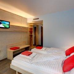 Отель MEININGER Hotel Wien Downtown Franz Австрия, Вена - 5 отзывов об отеле, цены и фото номеров - забронировать отель MEININGER Hotel Wien Downtown Franz онлайн комната для гостей