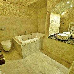 Dedeli Konak Cave Hotel Ургуп ванная