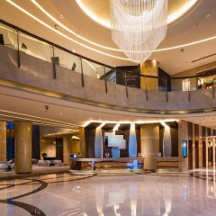Renaissance Chengdu Hotel интерьер отеля фото 3