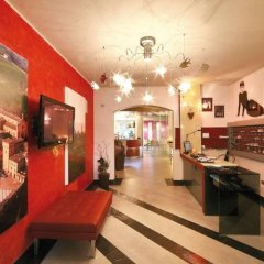 Отель Albergo Zoello Je Suis гостиничный бар