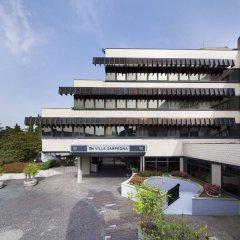 Отель NH Roma Villa Carpegna парковка