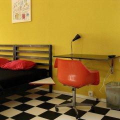 Budget Hostel Zurich комната для гостей фото 3