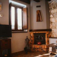 Отель El Requexu Apartamentos Rurales удобства в номере фото 2