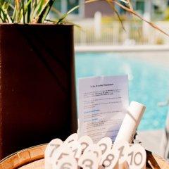 Отель Novotel Toulouse Purpan Aéroport Франция, Тулуза - отзывы, цены и фото номеров - забронировать отель Novotel Toulouse Purpan Aéroport онлайн фото 4