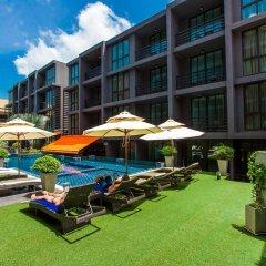Отель Aspira Residences Samui бассейн