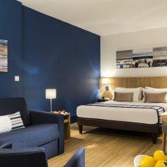 Отель Citadines Croisette Cannes комната для гостей фото 5