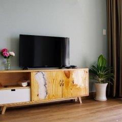 Отель KHouse Apartment Вьетнам, Вунгтау - отзывы, цены и фото номеров - забронировать отель KHouse Apartment онлайн удобства в номере фото 2