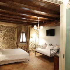 Отель Locanda Osteria Marascia Италия, Калольциокорте - отзывы, цены и фото номеров - забронировать отель Locanda Osteria Marascia онлайн комната для гостей фото 5