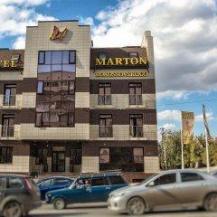 Гостиница Мартон Рокоссовского парковка