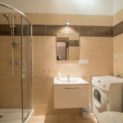 Отель Apartament Stockholm Познань ванная