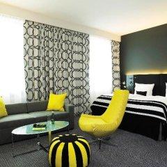 Отель Vienna House Andel´s Berlin 4* Улучшенный номер фото 4
