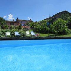 Отель Villa Gaia Сан-Мартино-Сиккомарио бассейн