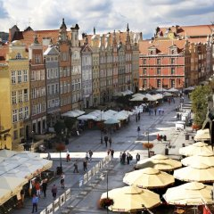 Отель Holland House Residence Old Town фото 14