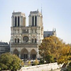 Отель Rives De Notre Dame Париж