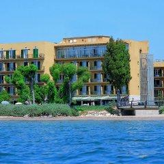 Отель Prestige Coral Platja Испания, Курорт Росес - отзывы, цены и фото номеров - забронировать отель Prestige Coral Platja онлайн пляж