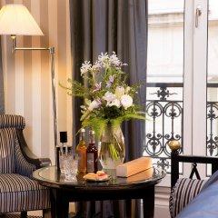 Отель Villa D'Estrees Париж в номере