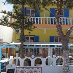 Отель Villa Kamari Star фото 7