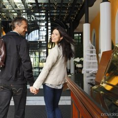 VICTORIA-JUNGFRAU Grand Hotel & Spa интерьер отеля