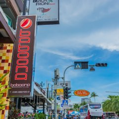 Отель Baboona Beachfront Living Таиланд, Паттайя - 2 отзыва об отеле, цены и фото номеров - забронировать отель Baboona Beachfront Living онлайн фото 4