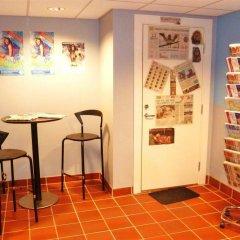 Отель Roligheden Ferieleiligheter Кристиансанд питание фото 2