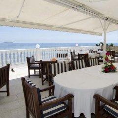 Grand Hotel Palladium Santa Eulalia del Rio питание