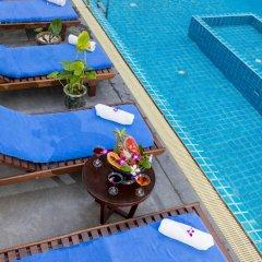 Отель PGS Hotels Patong с домашними животными