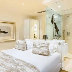 Отель Renoir Hotel Франция, Канны - отзывы, цены и фото номеров - забронировать отель Renoir Hotel онлайн ванная фото 2