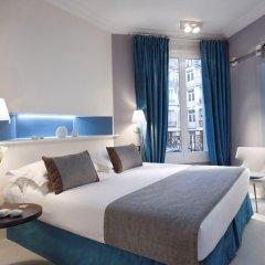 Отель Hôtel de Banville Франция, Париж - отзывы, цены и фото номеров - забронировать отель Hôtel de Banville онлайн комната для гостей фото 4