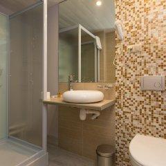 Апартаменты на Поварской ванная