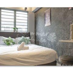 Отель Гостевой Дом Summer House Bed & Cafe Малайзия, Куала-Лумпур - отзывы, цены и фото номеров - забронировать отель Гостевой Дом Summer House Bed & Cafe онлайн комната для гостей фото 4