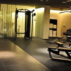 Отель Scandic Anglais Швеция, Стокгольм - отзывы, цены и фото номеров - забронировать отель Scandic Anglais онлайн фитнесс-зал фото 2