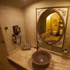 Отель Kayakapi Premium Caves Cappadocia ванная