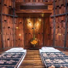 Отель The Tubkaak Krabi Boutique Resort интерьер отеля