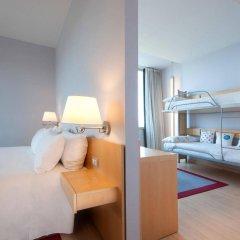 Отель TRYP Barcelona Aeropuerto Hotel Испания, Эль-Прат-де-Льобрегат - 7 отзывов об отеле, цены и фото номеров - забронировать отель TRYP Barcelona Aeropuerto Hotel онлайн комната для гостей фото 2